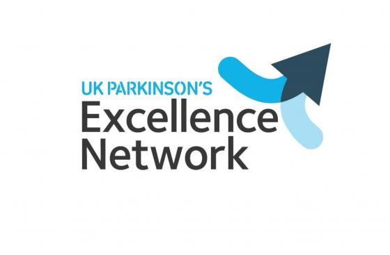 UK Parkinson's Excellence Network logo