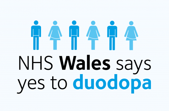 NHS Wales says yes to duodopa