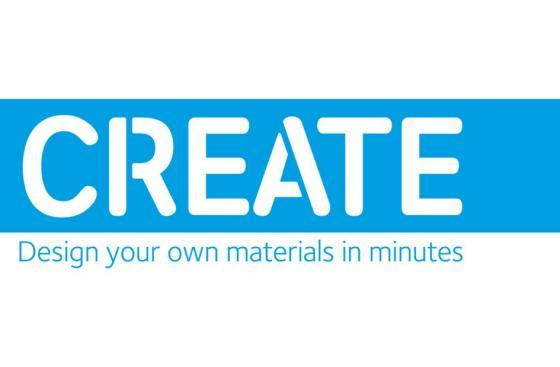 Create your own materials in minutes