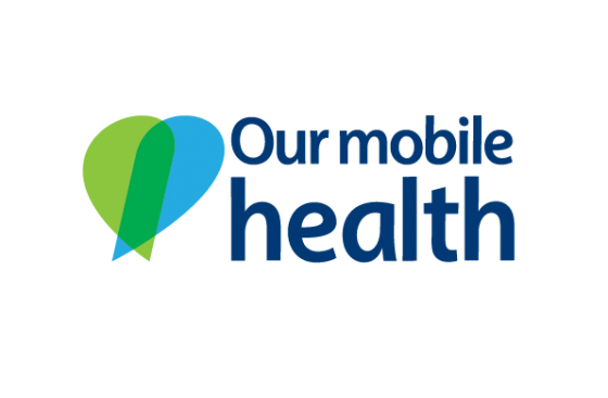 Our mobile health logo