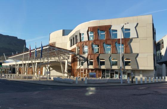 Holyrood, Scottish Parliament