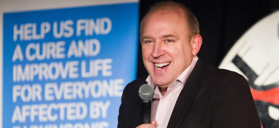Tim Vine at Shake with Laughter 2017
