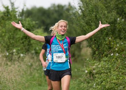 Running the Cotswold Way Challenge for Parkinson's UK