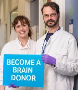 Become a brain donor